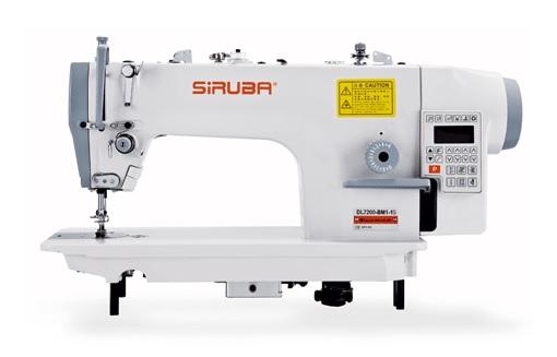 Промышленная швейная машина Siruba Сируба